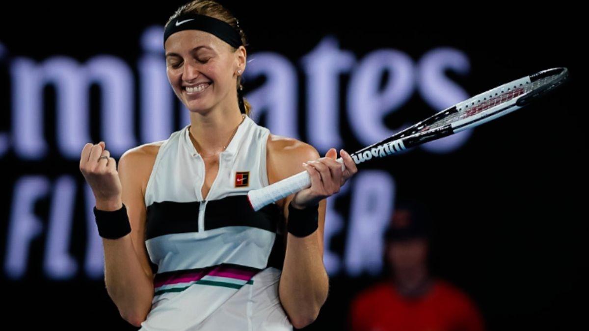 Forbes umístil Kvitovou do žebříčku 30nejúspěšnějších sportovců Evropy do 30let