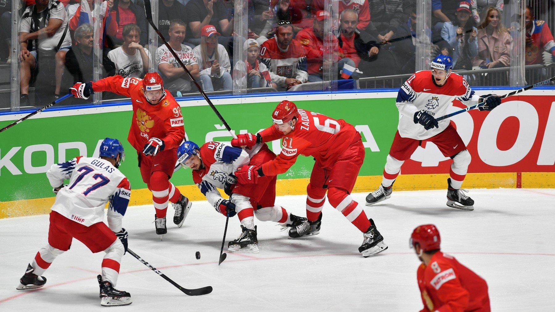 fb9186729abae MS 2019 v hokeji: Jak dopadlo MS a výsledky všech odehraných zápasů -  Seznam Zprávy