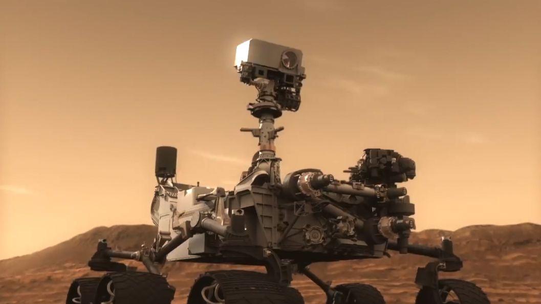 Sonda na Marsu oslavila 7let. Na rudé planetě našla důkazy existence vody a možná iživota