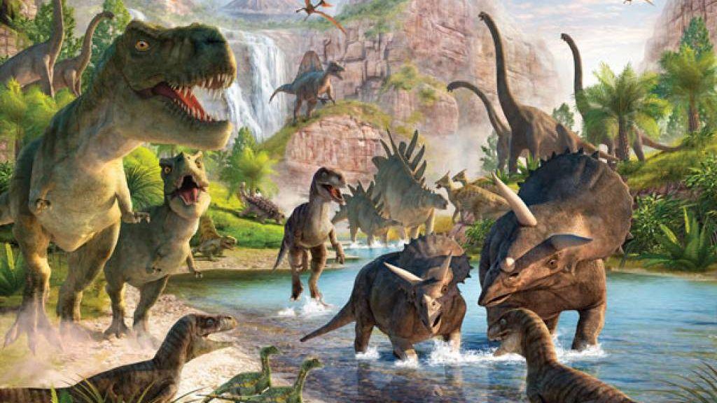 Vědci mají záznam nejhoršího dne vhistorii Země, posledního okamžiku éry dinosaurů