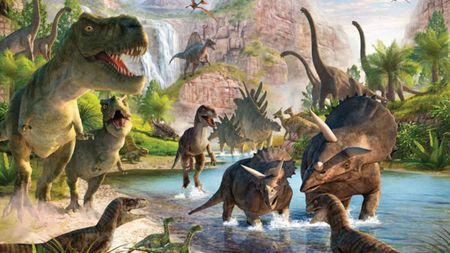 Vědci mají záznam nejhoršího dne vhistorii Země, posledního okamžiku érydinosaurů