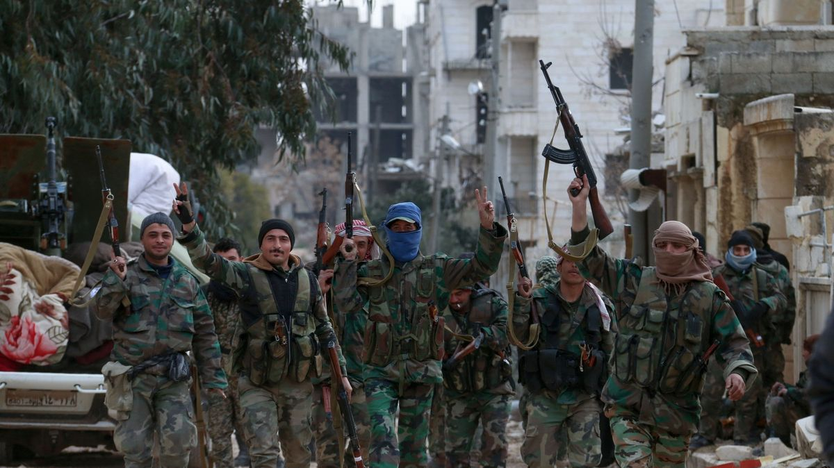 Asadova vojska dobyla většinu syrské provincie Halab