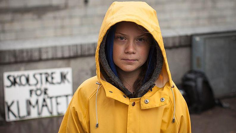Komentář: Greta jede lodí a Češi jí radí. Místo aby si stáhli topení