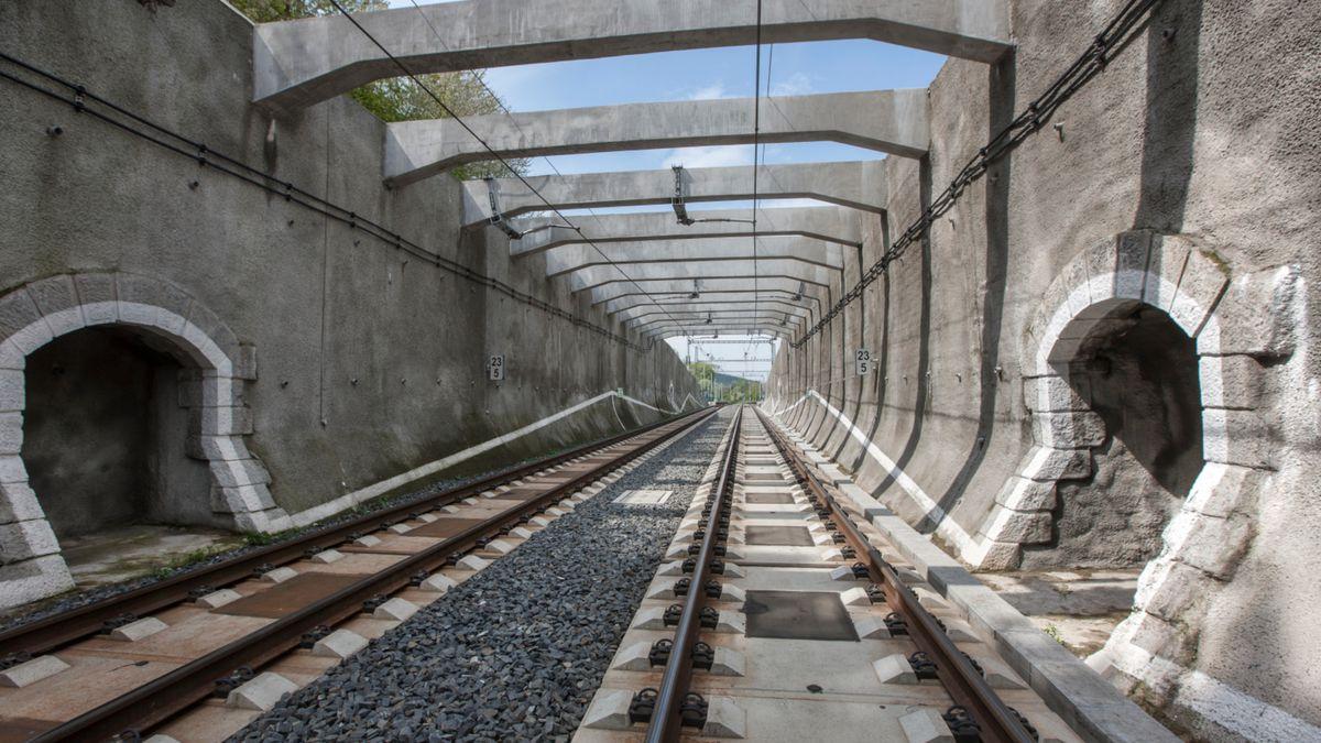 Na Moravě začali vyměřovat tratě, kde vlaky zvládnou rychlost přes 160km/h