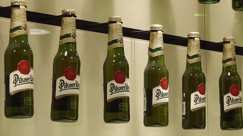 Prazdroj od října zdraží piva vlahvích a plechovkách
