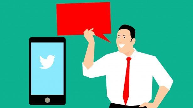 Sejde se politik, marketérka a mediální analytik. Jak se diskutuje ozrušení politické reklamy na Twitteru?