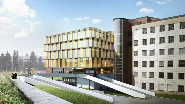 IKEM se rozšíří odva pavilony. Schillerová dala souhlas zdravotnické investici desetiletí