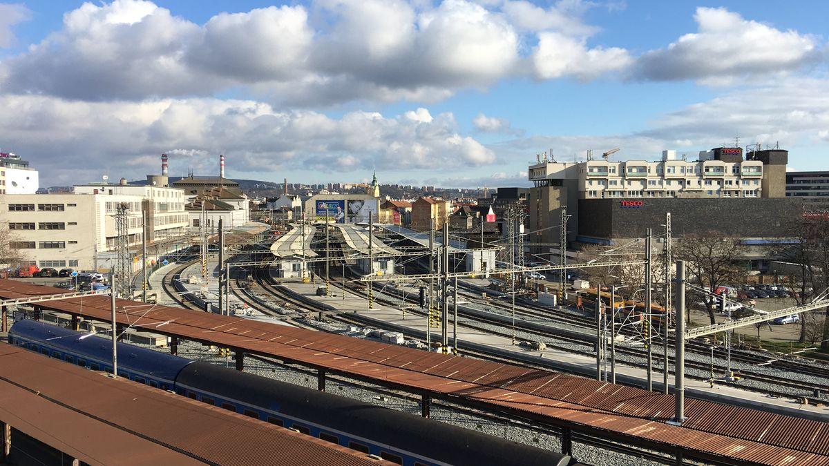 Brněnské nádraží je bezpečnější, stálo to přes 2miliardy