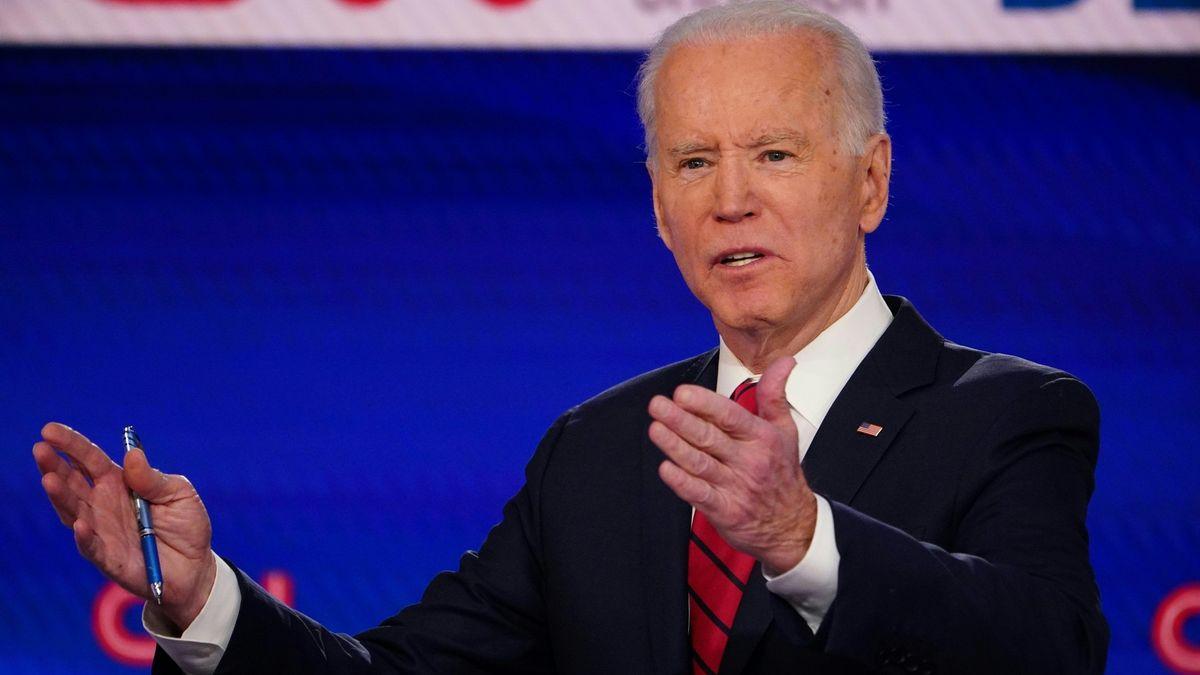 """""""To se nikdy nestalo."""" Biden poprvé osobně popřel sexuální obvinění"""
