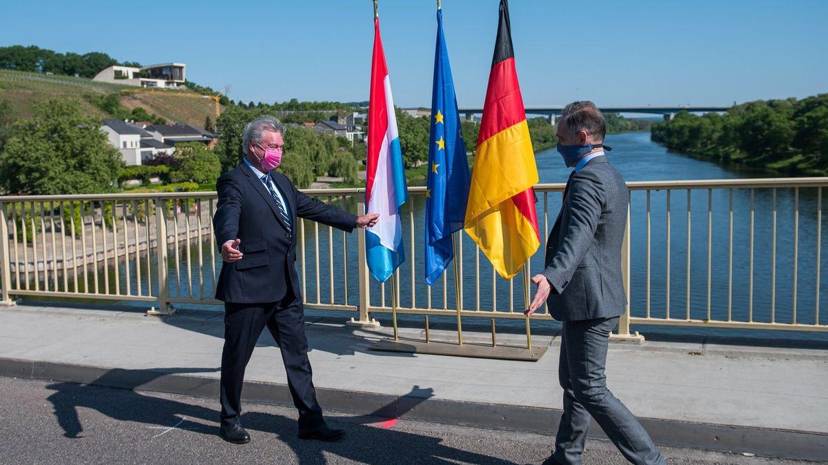 Češi, zrušte kontroly na hranicích, ani my vás nehlídáme, vzkazují Němci