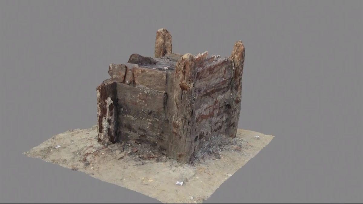 Vědci zkoumají nejstarší studnu zČeska. Podívejte se, čím je překvapila
