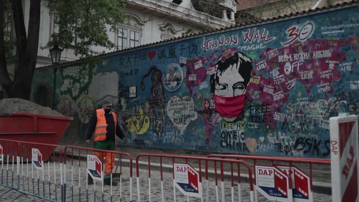 Záběry Prahy, jak ji už neuvidíte
