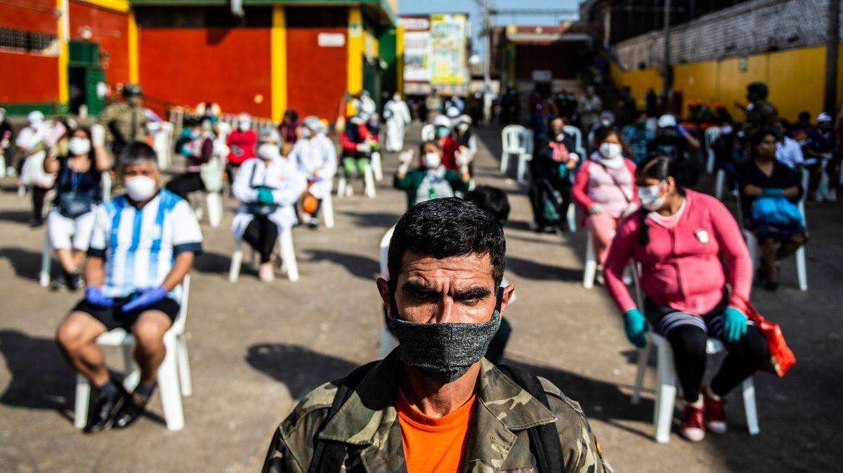 Latinská Amerika může předhonit Evropu. Bohužel vobětech koronakrize