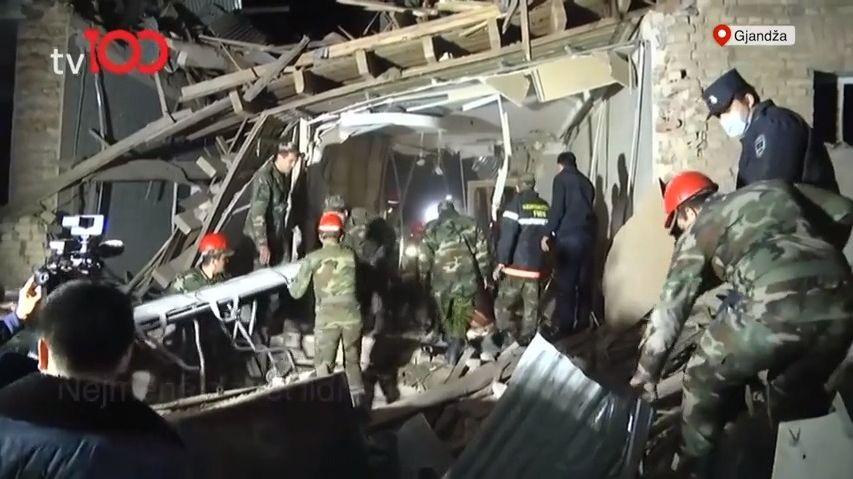 Video: Boje vKarabachu pokračují navzdory vyhlášenému příměří