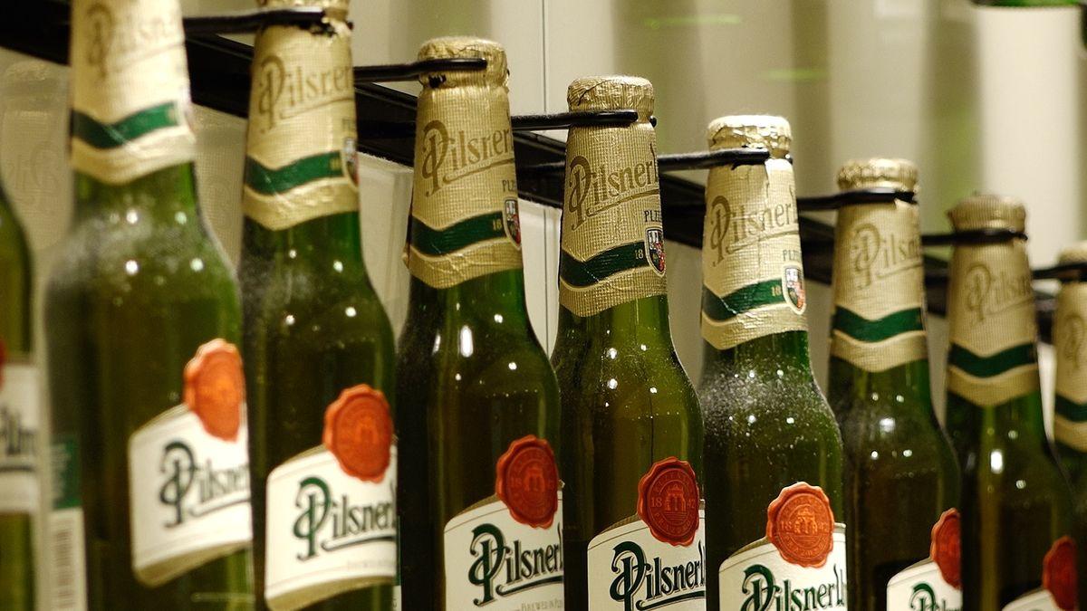 Zdražování piva je tu. Scenou jde nahoru Plzeňský Prazdroj
