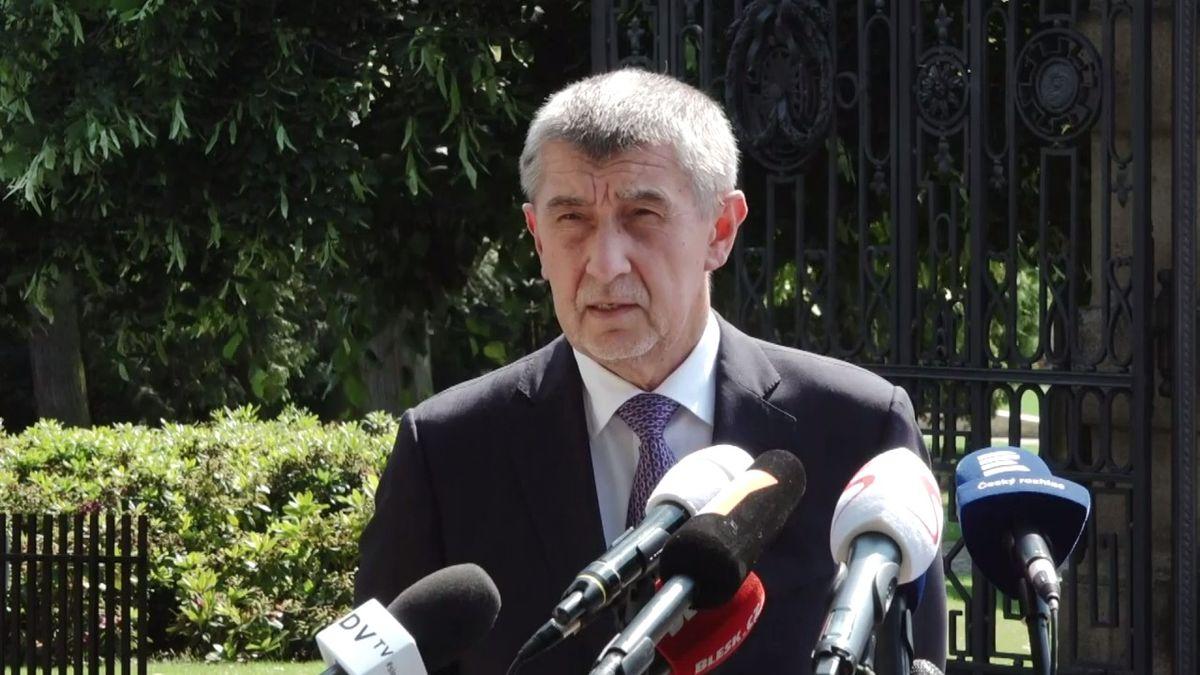 Český premiér Andrej Babiš podal žalobu na Slovensko