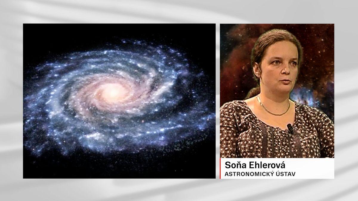 Astronomové tvrdí, že Mléčnádráha váží jako 960 miliard Sluncí