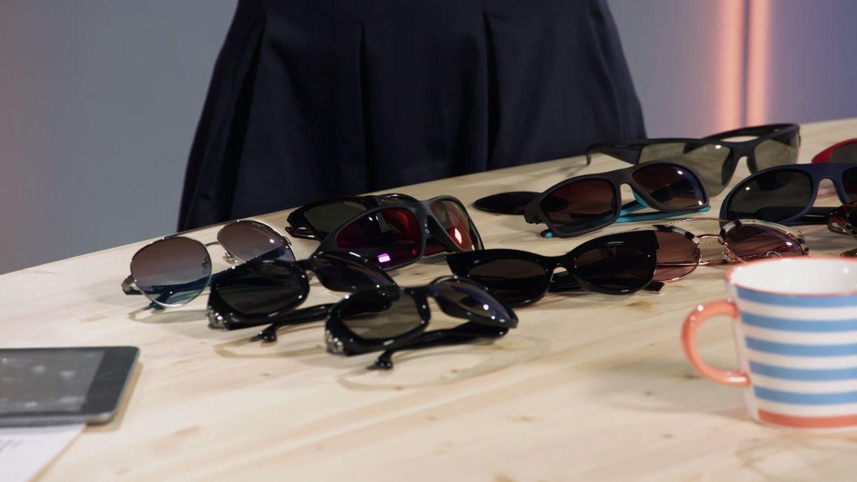 Sluneční brýle nejsou na parádu, je potřeba je volit podle toho, kam je nosíme