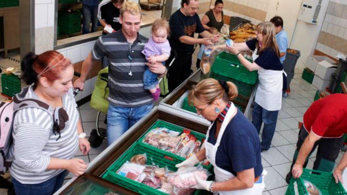 Potravinová banka v Essenu nově vydává jídlo pouze Němcům, schytala za to kritiku i od Merkelové