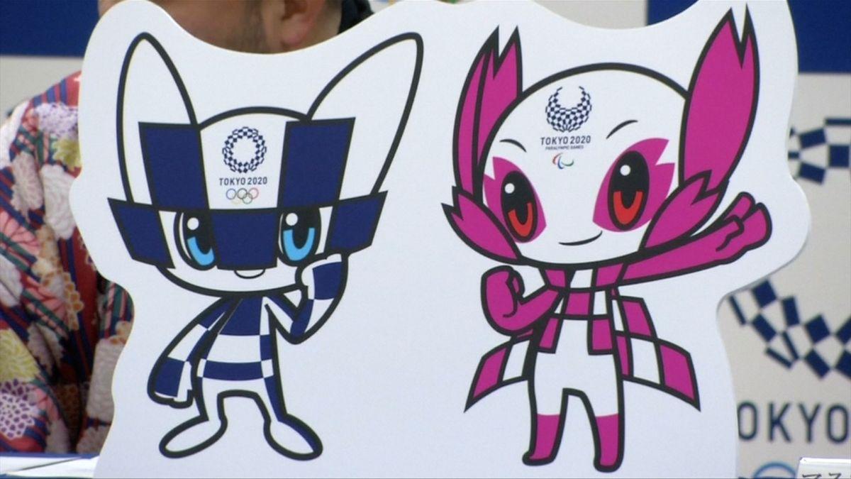 Letní olympijské a paralympijské hry v Tokiu znají své maskoty. Japonští školáci vybrali futuristické lišky