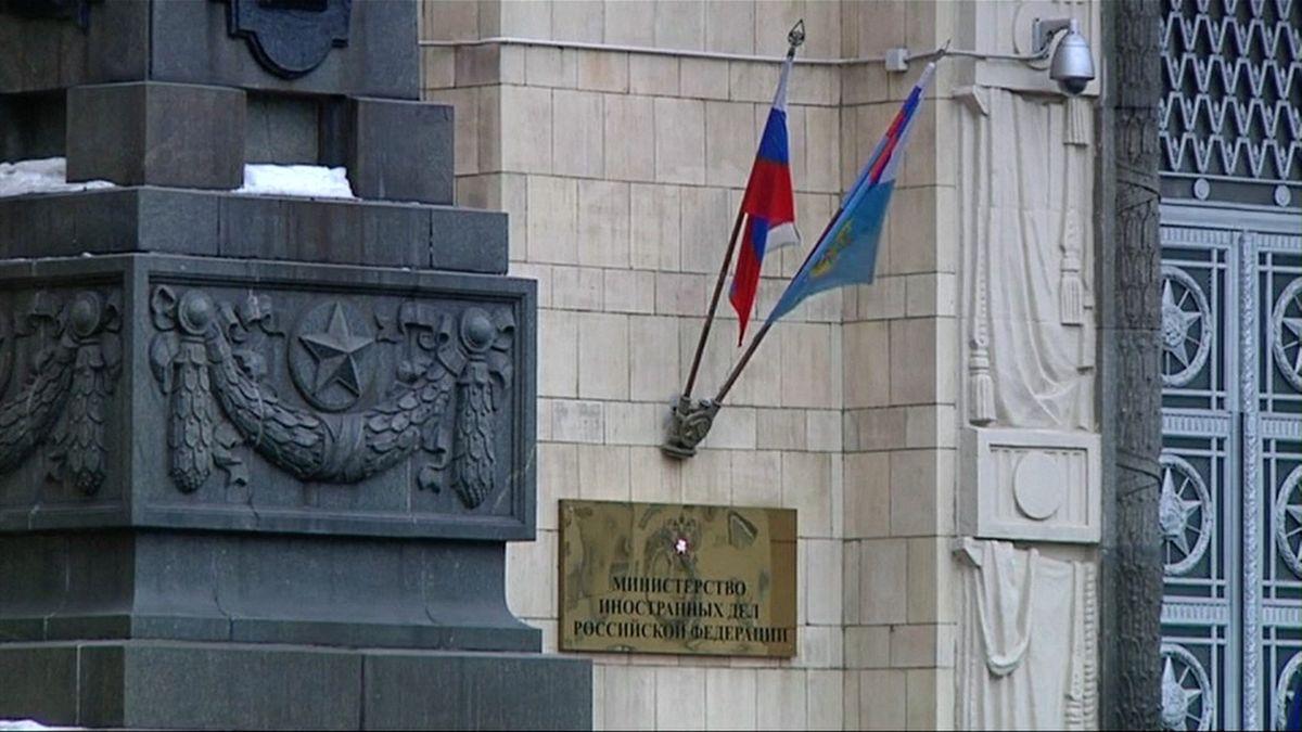 Rusové vyhostí 23 britských diplomatů v souvislosti s kauzou otráveného exšpiona Skripala