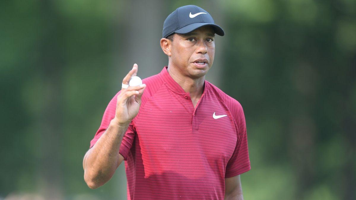 Woods je zpátky a je jen otázkou času, kdy vyhraje další major