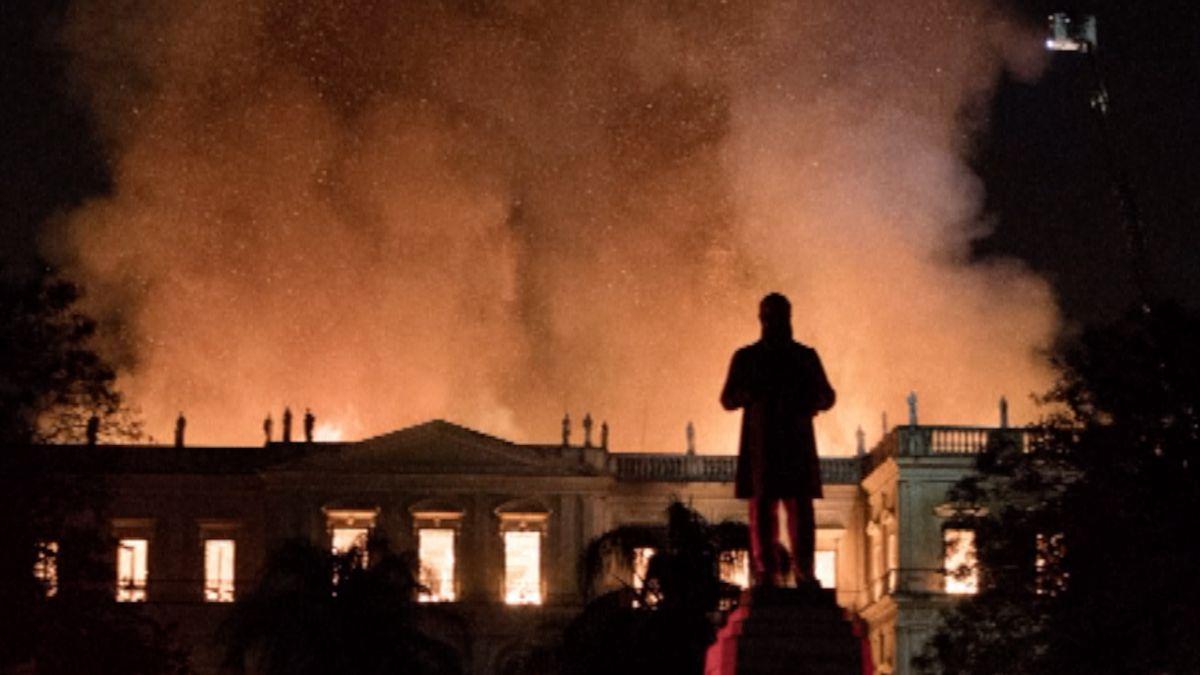 Tragédie brazilského muzea: Co bylo nenávratně ztraceno v plamenech?