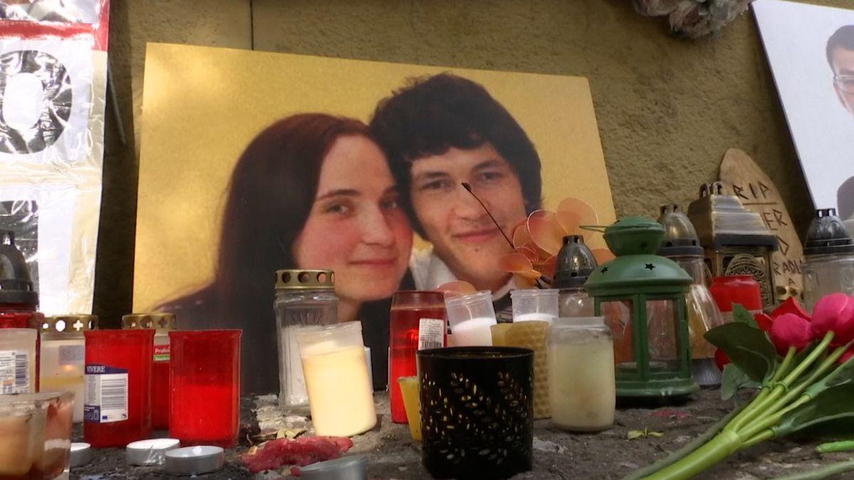 """Emotivní debata na Slovensku. Otec zavražděného novináře Kuciaka: """"Odpustím, ale musím vědět komu"""""""
