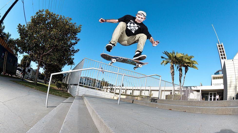 Od pouliční zábavy až k plnohodnotnému sportu – skateboarding bude na olympiádě