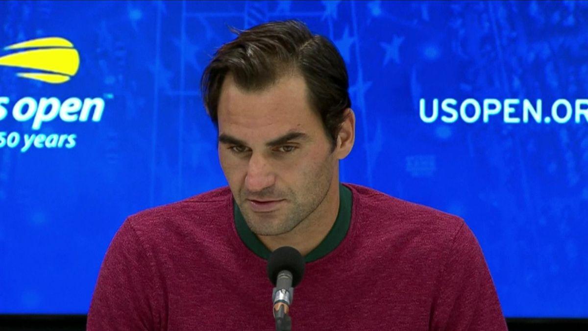 Tropy v New Yorku trápí tenisty na US Open. Junioři kolabují, vedro nezvládl ani Federer