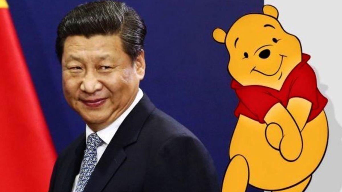 Si Ťin-pching podle vtipálků vypadá jako Medvídek Pú. Čína kvůli tomu zakázala disneyovku Kryštůfek Robin