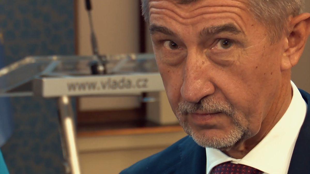 Reportéři Seznamu: Po stopách žaloby, kterou český premiér podal na Slovensko