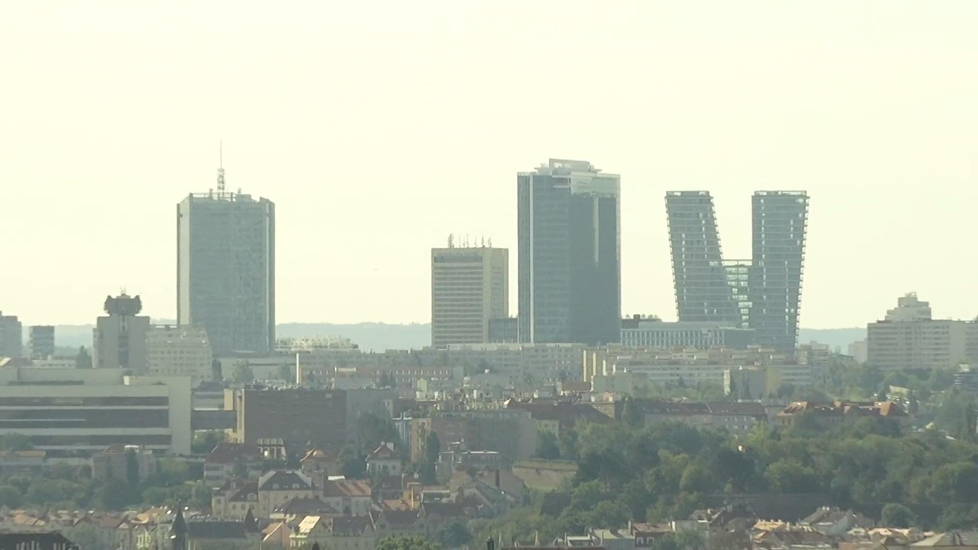 V Praze může vyrůst až deset tisíc nových bytů ročně, říká bývalý šéf metropolitních plánovačů Hlaváček