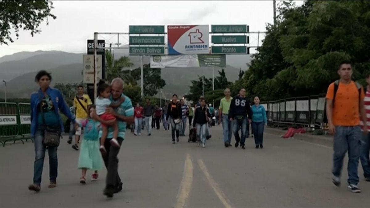 Ve Venezuele a Kolumbii se zvyšuje počet opuštěných dětí kvůli lidem prchajícím před ekonomickou krizí