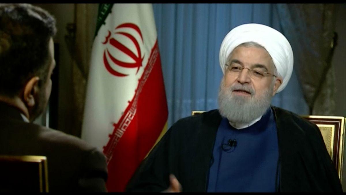 Íránský prezident Rúhání varoval KLDR před Spojenými státy. Nelze jim věřit, tvrdí