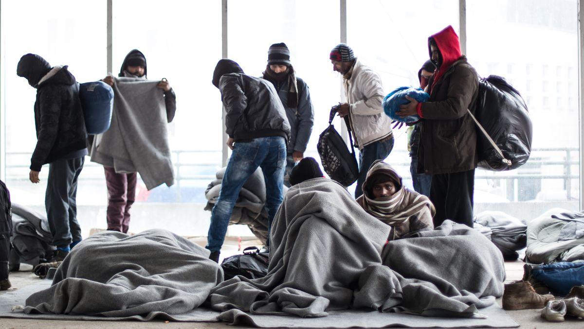 Varování zNěmecka. Může přijít větší vlna uprchlíků než vroce 2015