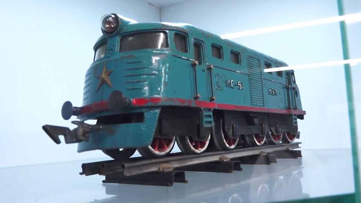 Muzeum technických hraček vystavuje exponáty za desetitisíce