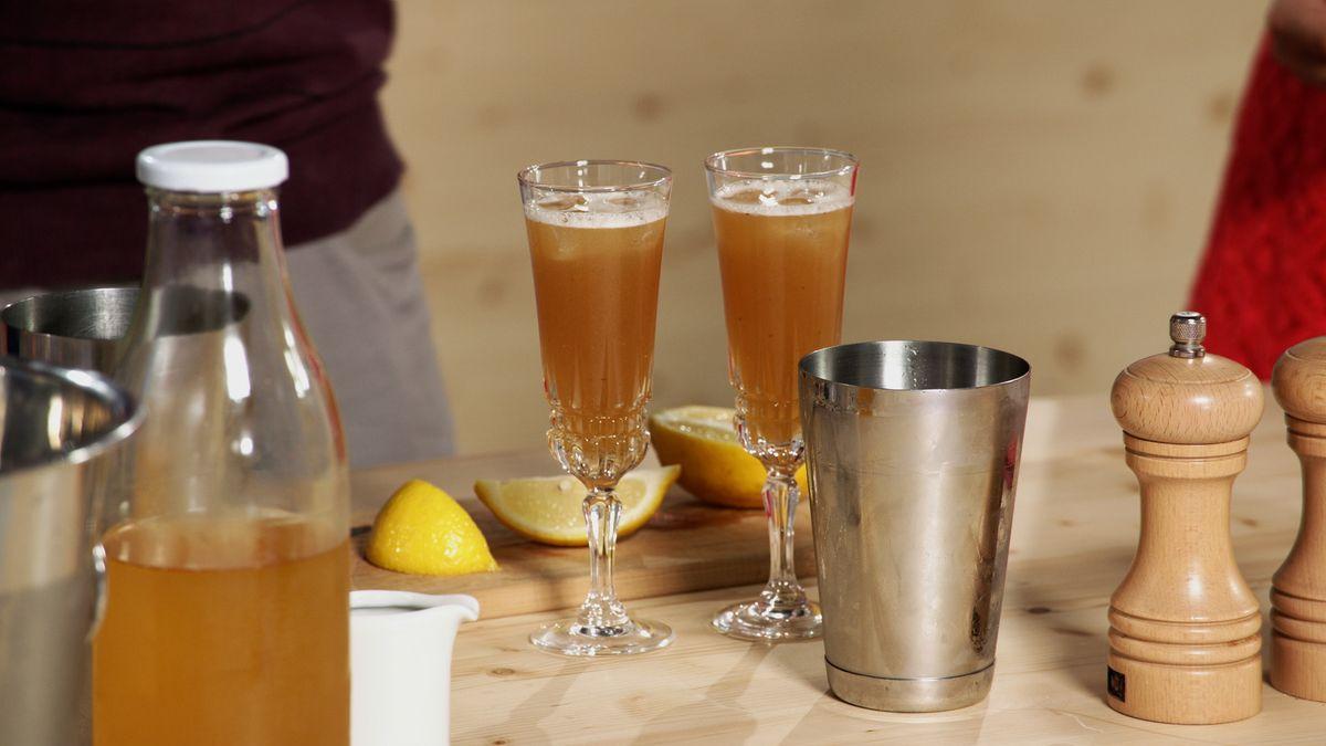 Letní osvěžení podomácku: vodní kefír a nealkoholická Bloody Mary