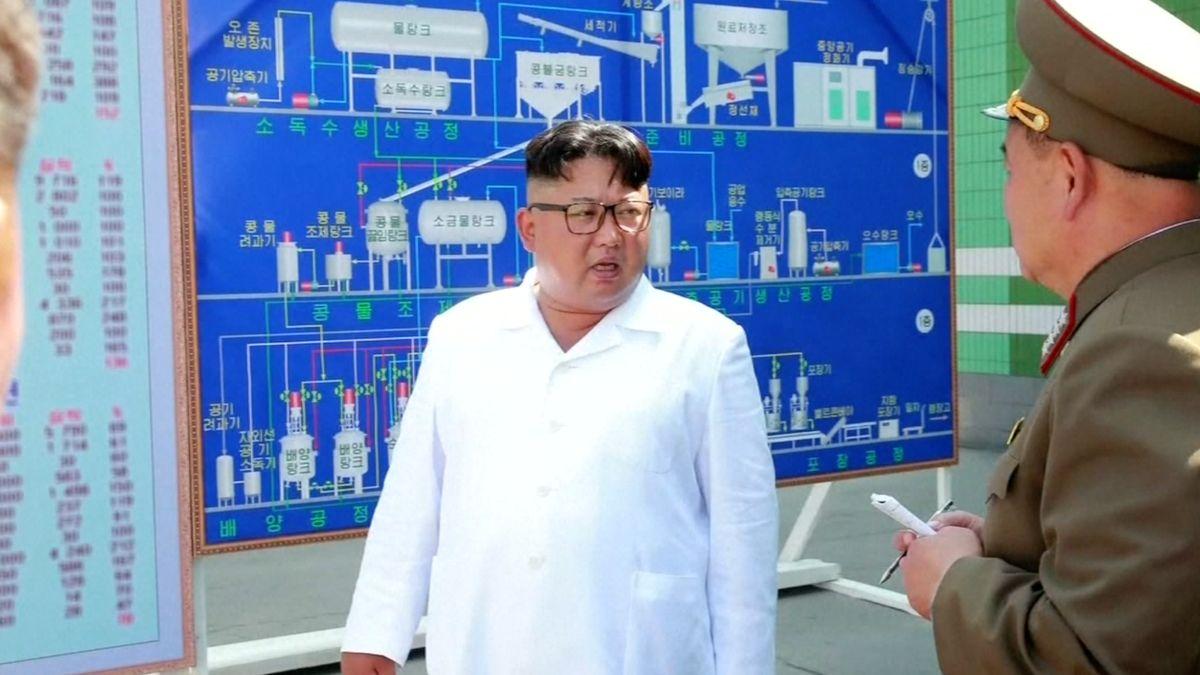 Severní Korea dál zbrojí. Americké tajné služby tvrdí, že vyrábí další balistické rakety