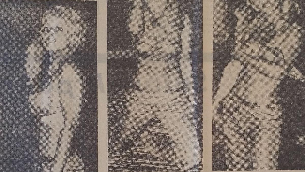 První striptýz v Československu slaví 50 let. Sexuální revoluci zastavil příjezd okupantů v roce 1968