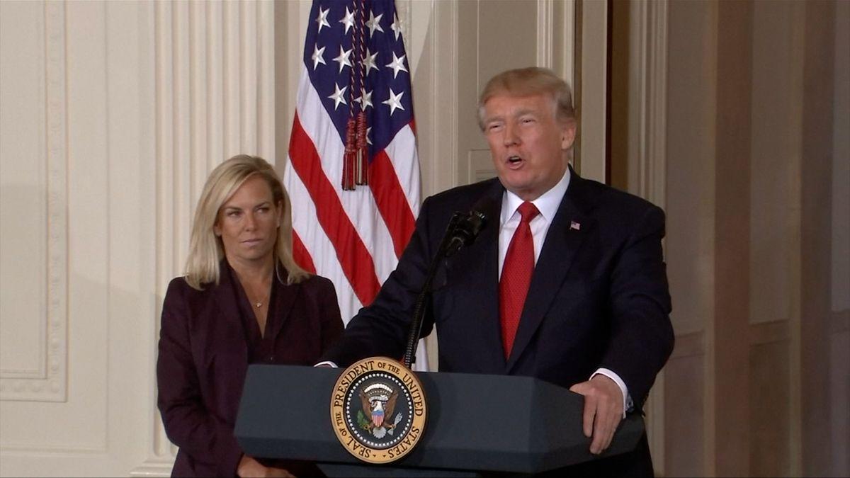 Trump se údajně zbaví dalších lidí zvlády a Bílého domu, důvodem je netradičně ižádost jeho manželky