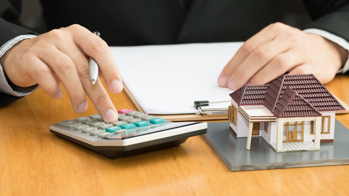Průměrná sazba hypoték vzáří mírně stoupla