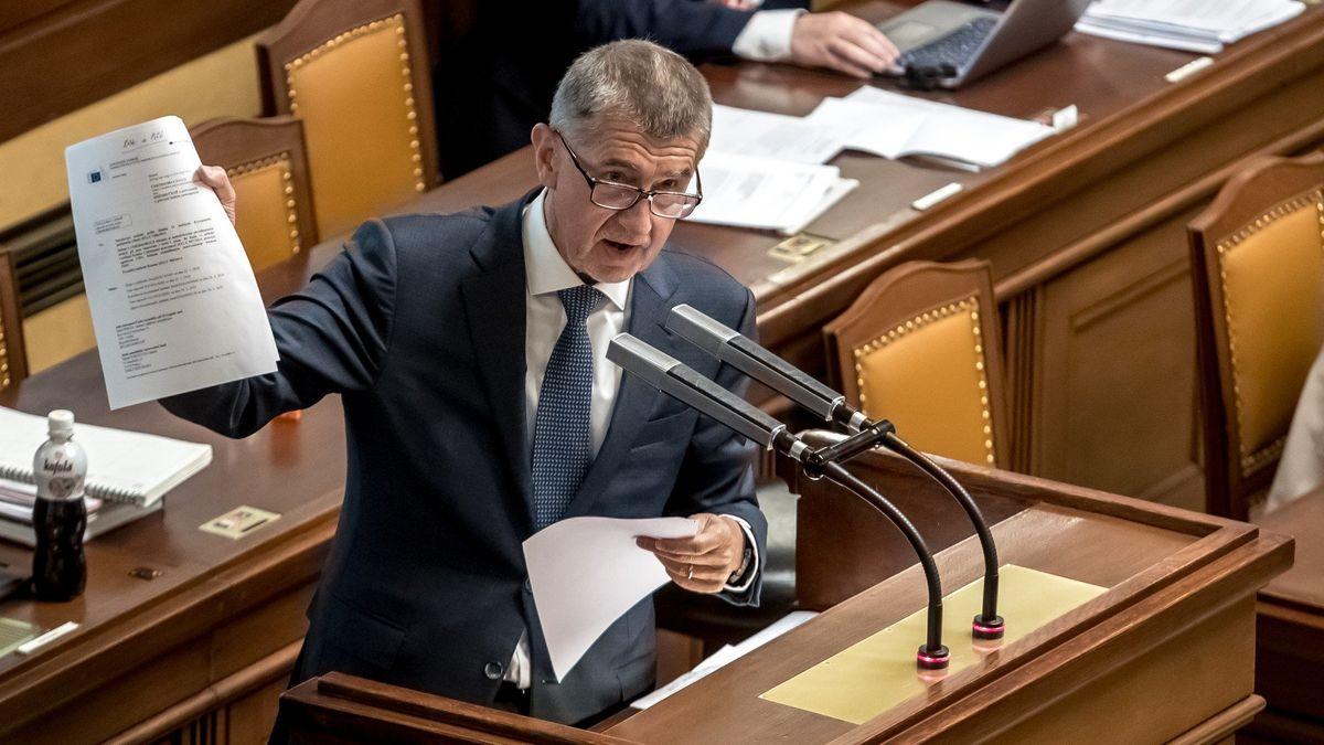 Glosa: Jak dostat Babiše zpátky do Parlamentu, pokus první
