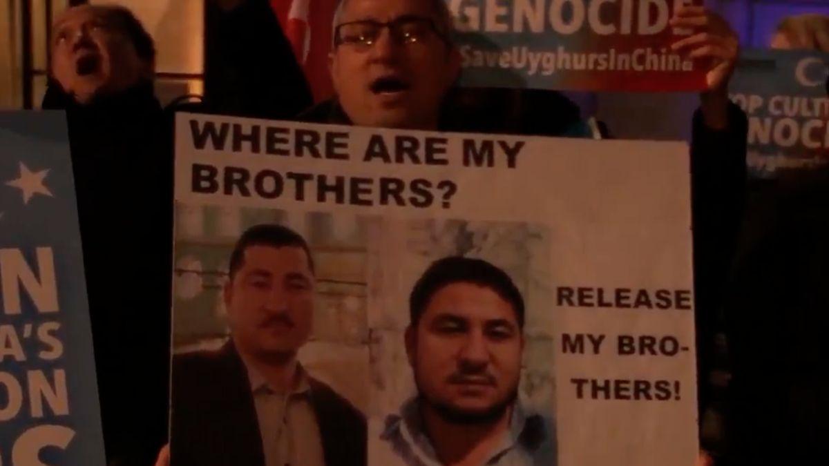 VČíně pravděpodobně zadrželi 17australských Ujgurů, drží je ve vězení a převýchovných táborech