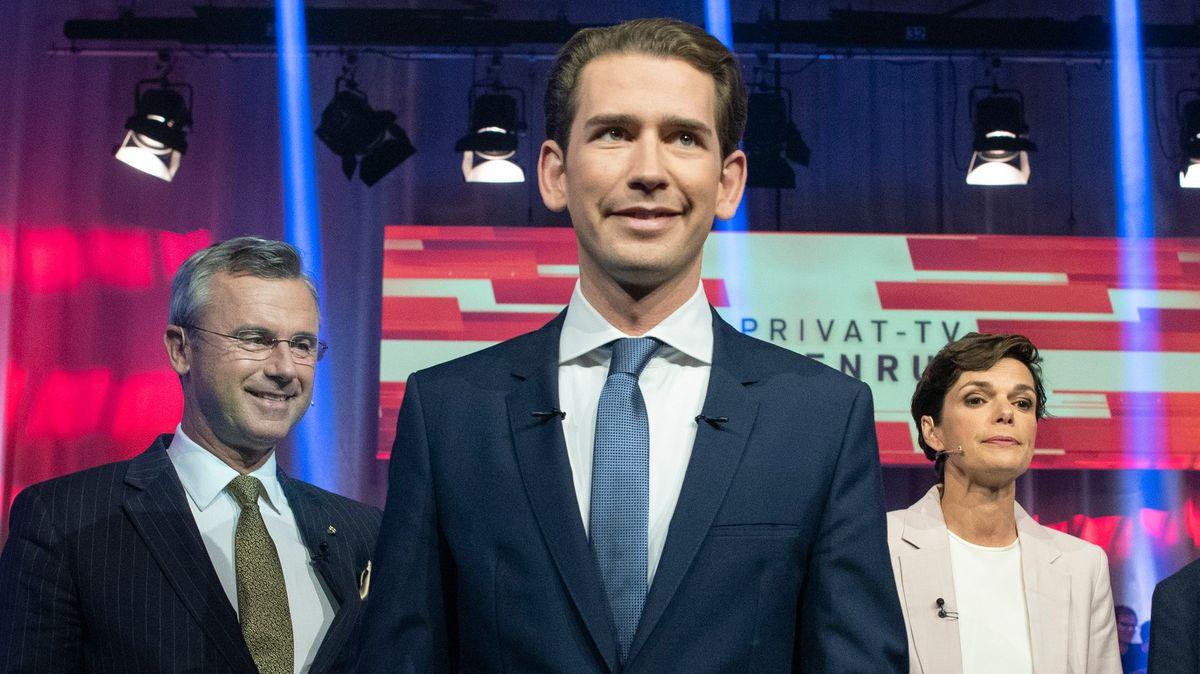 Rakouští sociální demokraté před volbami dobyli hitparády, ve vládě ale nejspíš nezasednou