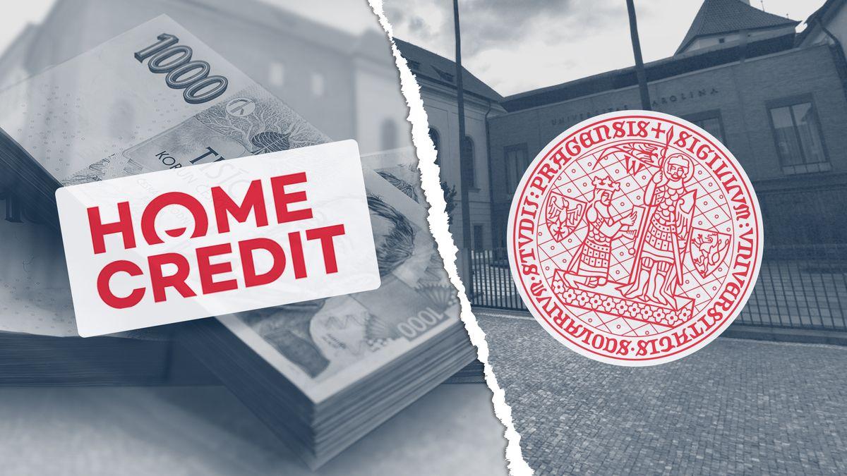 Home Credit po vlně kritiky vypověděl smlouvu sUniverzitou Karlovou