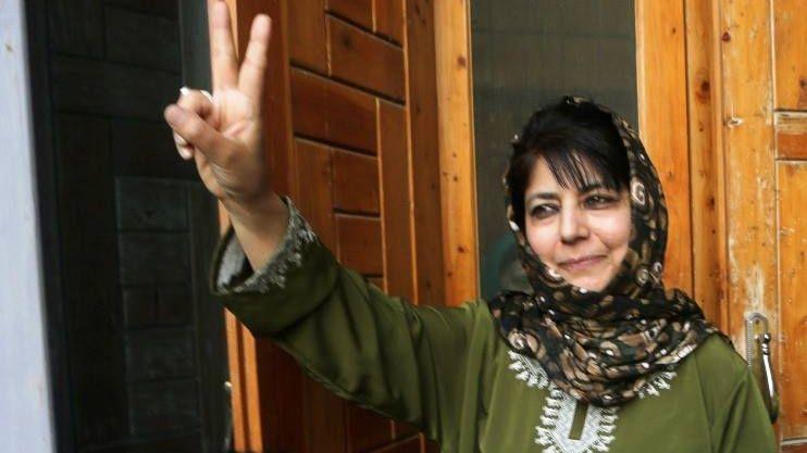Je to sopka před výbuchem, zbavili nás důstojnosti, popisuje vězněná dcera političky situaci vKašmíru