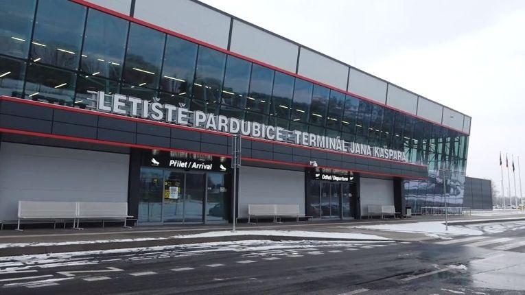 Pardubickému letišti by zmnohamilionové ztráty mohla pomoct nová linka na Ukrajinu
