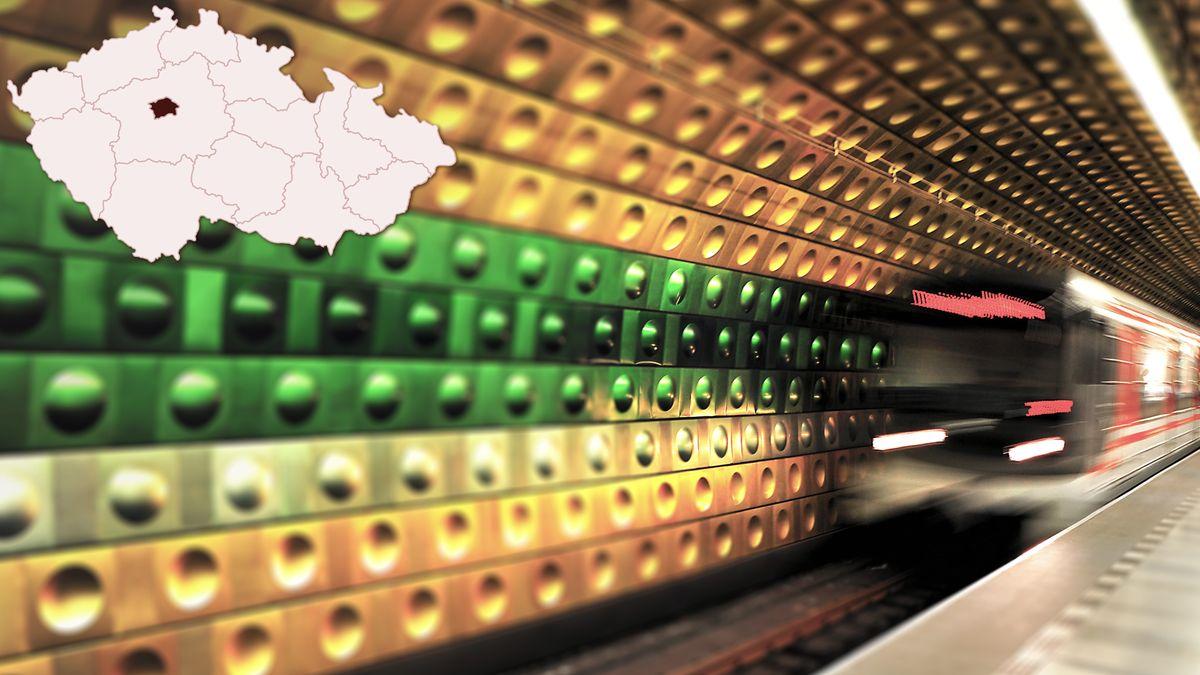 Operátor pokryl rychlejší sítí 5G první části pražského metra
