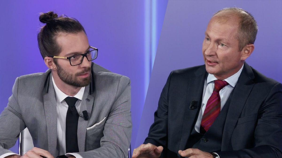 """Duel: """"Ze-neschopenky je politická bramboračka."""" ODS cupuje projekt, který má pomoci lidem ilékařům"""